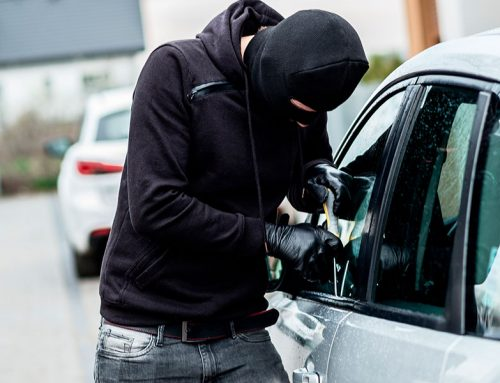 Quais os carros preferidos pelos ladrões