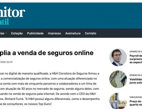 H&H amplia a venda de seguros online