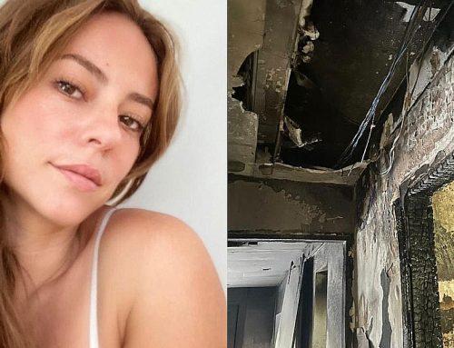 Casa da atriz Paolla Oliveira pega fogo e seguro pode amenizar perdas